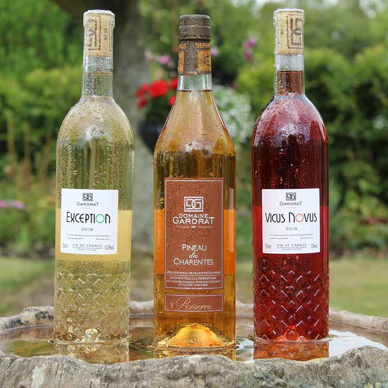 Domaine Gardrat Wines from Swallow Fine Wines